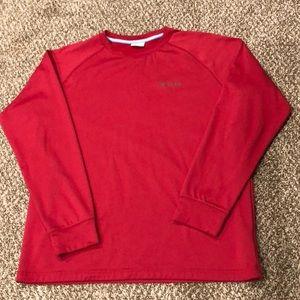 Columbia Fleece Lined Sweat Shirt
